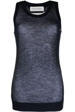EXTREME CASHMERE No 173 Vincent knitted vest
