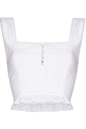 BOTEH Maret sleeveless crop top