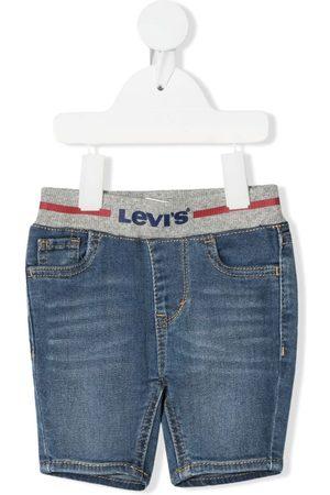 Levi's Pull-on denim shorts