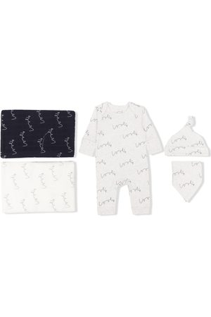 From Babies With Love Love organic baby gift set