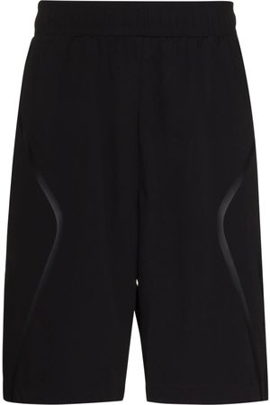 A-cold-wall* Mid-rise track shorts