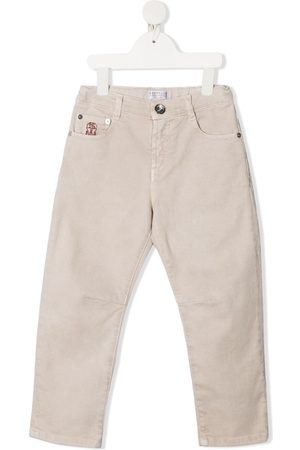 Brunello Cucinelli Slim-cut trousers