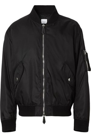 Burberry Mermaid-appliqué bomber jacket