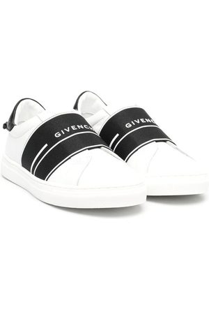 Givenchy Boys Sneakers - Logo slip-on sneakers