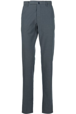 Incotex Tailored dot-detail trousers
