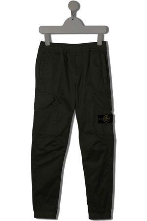 Stone Island Army cargo pants