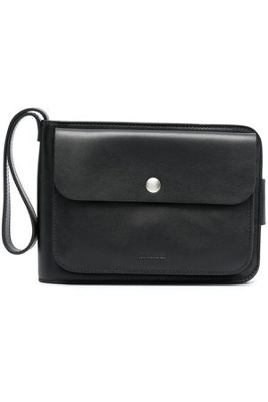 Jil Sander Embossed logo multi-pocket wallet