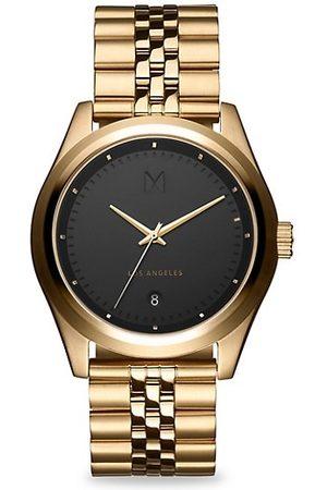 MVMT Rise Hustle Goldtone Stainless Steel Bracelet Watch
