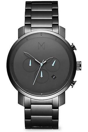 MVMT Chrono Gunmetal Stainless Steel Chronograph Bracelet Watch