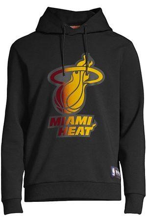 BOSS x NBA Men Jumpers - Miami Heat Logo Hooded Sweatshirt