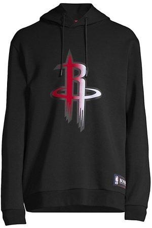 BOSS x NBA Men Jumpers - Rockets Logo Hooded Sweatshirt