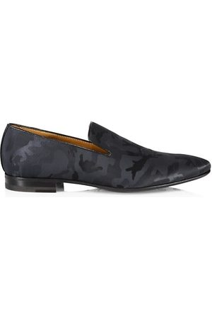 Paul Stuart Portland Leather Loafers