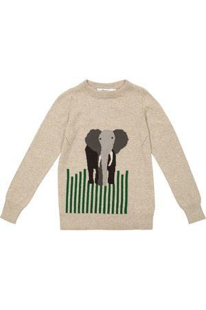 BONPOINT Boys Jumpers - Cotton sweeater