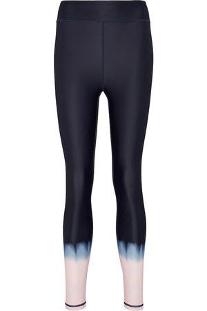 The Upside Seawater tie-dye leggings