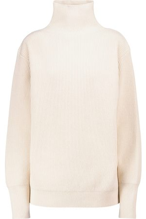 Jil Sander Recycled cotton turtleneck sweater