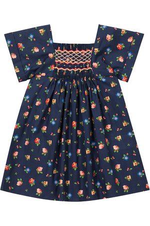 BONPOINT Baby Printed Dresses - Baby Pais floral cotton dress
