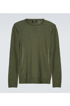 UNDERCOVER Knitted crewneck sweater