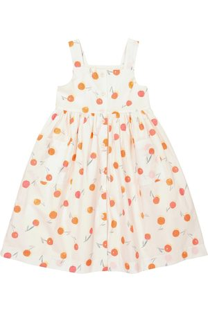 BONPOINT Girls Printed Dresses - Laly printed cotton dress