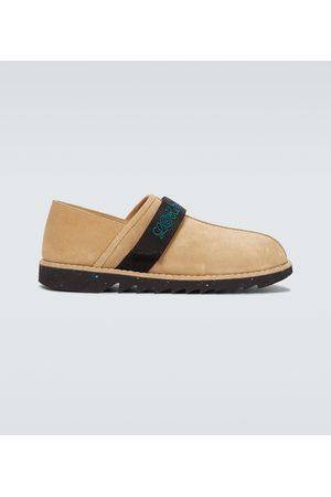 Loewe Suede slippers