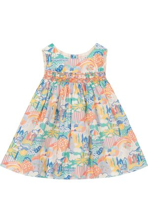 BONPOINT Baby Clothi Liberty printed cotton dress