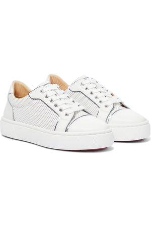 Christian Louboutin Vieirissima leather sneakers