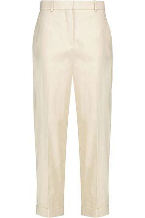 Joseph Women Chinos - Trina linen and cotton pants