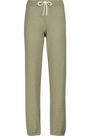 Tory Sport Cotton-blend jersey sweatpants