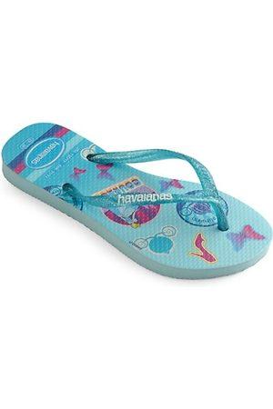 Havaianas Girls Flip Flops - Kid's Cinderella Flip Flops