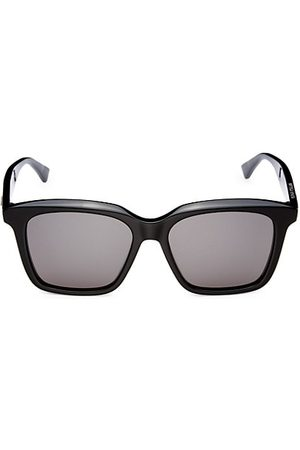 Bottega Veneta Men Sunglasses - Minimalist 54MM Rectangular Sunglasses