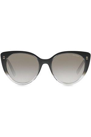 Miu Miu Sunglasses - 54MM Cat Eye Sunglasses