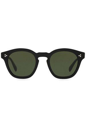 Oliver Peoples Sunglasses - Boudreau L.A. 48MM Square Sunglasses