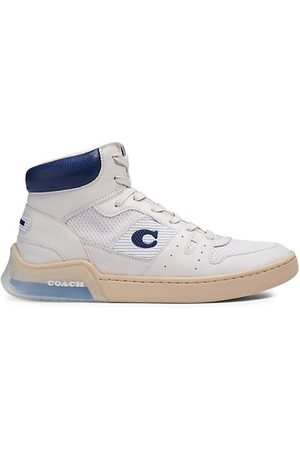 Coach Men Sneakers - Men's Citysole Signature Canvas & Leather High-Top Sneakers