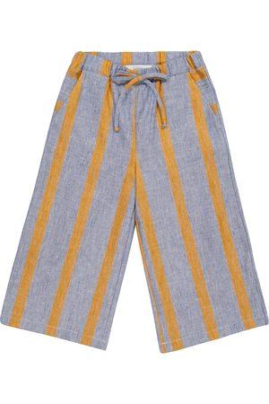 PAADE Sasha linen and cotton pants