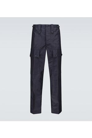 JUNYA WATANABE Men Cargo Pants - Cotton-blend cargo pants
