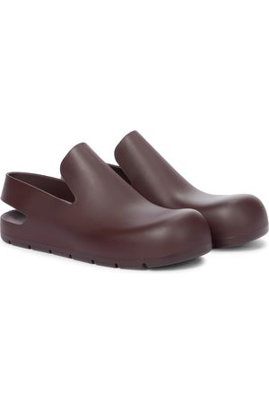 Bottega Veneta Puddle slingback slippers