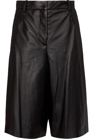 Joseph Women Bermudas - Teresa leather culottes