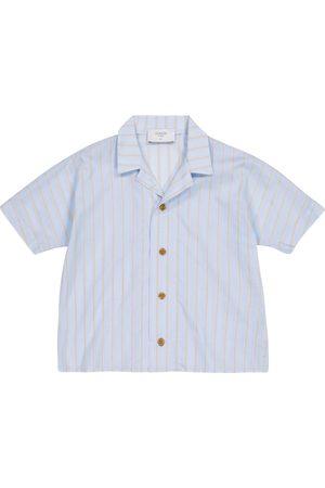 PAADE Ari striped cotton shirt