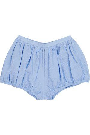 PAADE Bora cotton shorts