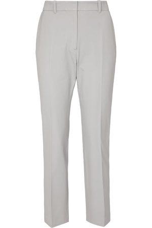 Joseph Women Skinny Pants - Coleman high-rise slim gabardine pants