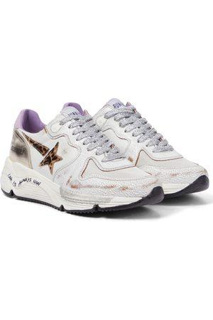 Golden Goose Women Sneakers - Running Sole leather sneakers