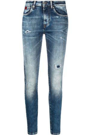 John Richmond Vitius mid-rise skinny jeans