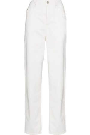 Isabel Marant Corfy high-waisted jeans