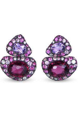 RODNEY RAYNER 18kt rose gold Via Rome earrings