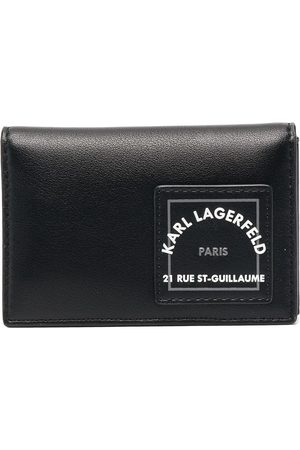 Karl Lagerfeld Logo-print wallet