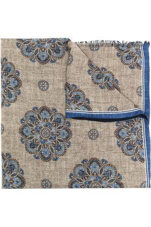 Lady Anne Vail printed scarf