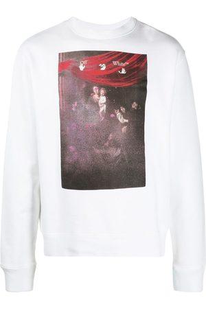 OFF-WHITE Arrows-motif printed sweatshirt