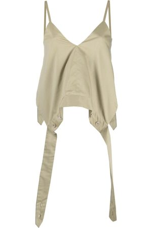 LEMAIRE Draped camisole top