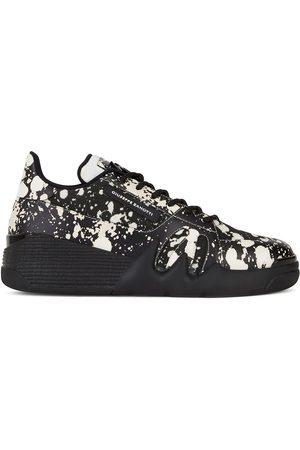 Giuseppe Zanotti Paint splatter print sneakers