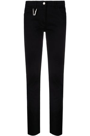 1017 ALYX 9SM Ring-detail slim-fit jeans