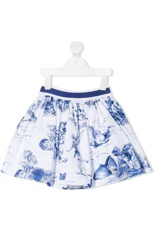 MONNALISA Disney-cartoon skirt